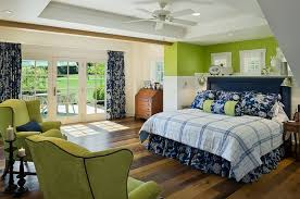 colorful master bedroom wooden flooring french double door colorful master bedroom id833