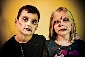 halloween makeup ideas zombie zombie makeup kids pesquisa do google dia das buxas