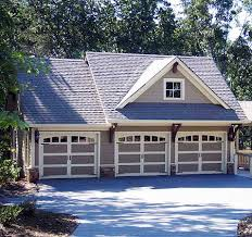 House With Guest House Plan 29839rl Rustic 3 Bay Guest House Plan Narrow Lot House