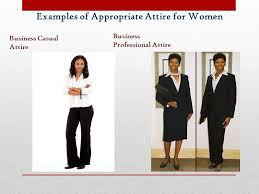 appearance the first impression an employer makes is often based