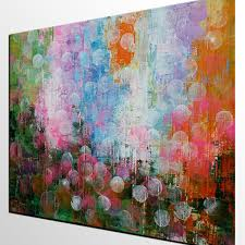 living room painting canvas wall art abstract painting large