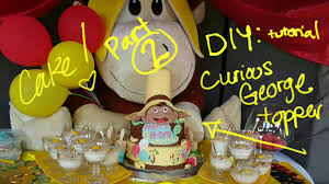 curious george cake topper curious george cake topper decoration part 2