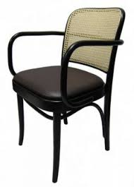 Thonet Vintage Chairs Michael Thonet Designed A14 Cu Bentwood Chair With Silver Leaf