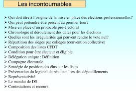 calcul repartition sieges elections professionnelles les elections professionnelles pdf