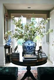 foyer accent table foyer table decor ideas trgn 4176c5bf2521