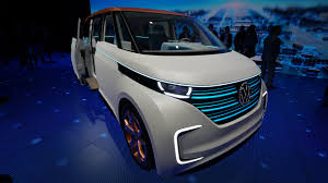 new volkswagen bus electric volkswagen u0027s budd e is the electric microbus of the future u2014 ces