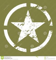 Free Military Business Cards Military Star Symbol Royalty Free Stock Photo Image 3145525