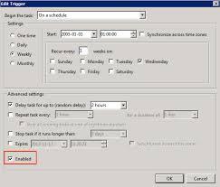 how to schedule a task in windows scheduled defrag in windows 2008 r2 disabled by default u2013 vniklas