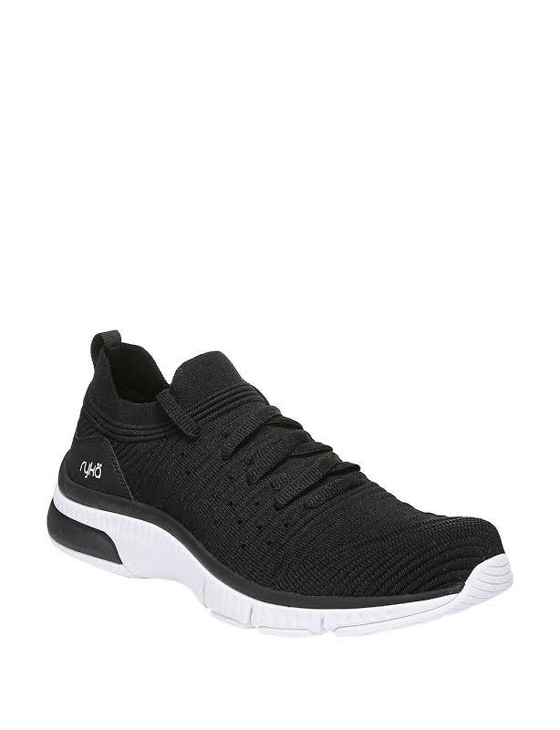 Ryka Romia Walking Shoes Black, 7.5