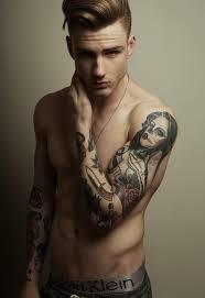 imagenes de calaveras hombres 30 tatuajes para hombres que lucen muy bien en ellos