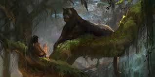 jungle book concept art vance kovacs concept art