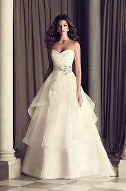 dream wedding dress by paloma blancaall for fashion design