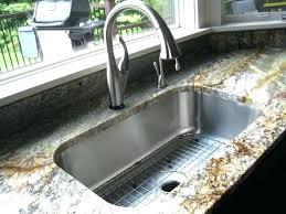 porcelain kitchen sink undermount s 30 inch undermount porcelain