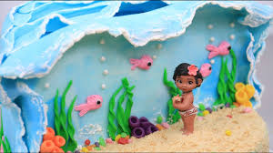 cake how to moana cake how to make by cakesstepbystep