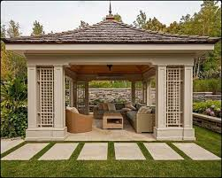 Best Pergola Images On Pinterest Backyard Ideas Gardens And - Gazebo designs for backyards