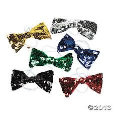 new years bow tie sparkling bow ties add some party pizzazz to your with a