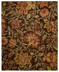 Nourison Area Rug Nourison Area Rug Rajah Collection Ja41 Tapestry Chocolate 3 9 X