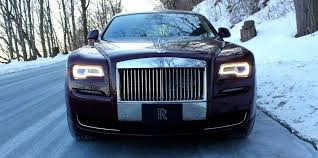 rolls royce ghost series ii lookback business insider
