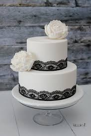 black and white wedding cakes black and white wedding cake wedding day pins you re 1 source