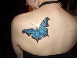 3d tattoos butterflies design 3d vintage butterfly tattoo designs