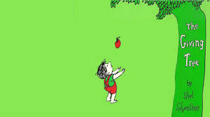 the giving tree is sad because shel silverstein hated endings