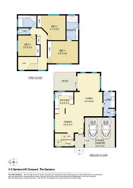 the gardens floor plan 3 4 gardens hill crescent the gardens nt 0820