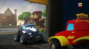 monster truck video for toddlers street vehicles learning vehicles car cartoon video for kids