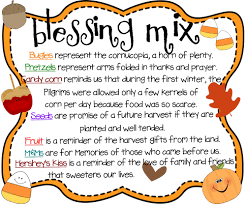 blessing mix printable blessings thanksgiving and staff
