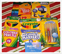 crayola christmas craft