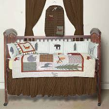 Northwoods Crib Bedding Rustic Baby Cribs Baby Cache Oxford Nursery Furniture 100 Delta