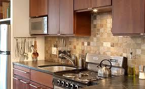 Tile For Backsplash In Kitchen by Slate Backsplash Kitchen Aralsa Com