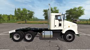 buy kenworth t800 t800 dual axle for farming simulator 2017