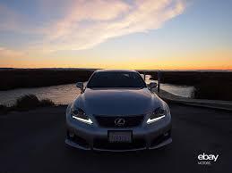 2014 lexus isf quarter mile review 2014 lexus is f riding off into the sunset ebay motors blog