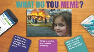 Meme Board Game - what do you meme fun party game for adults gameology