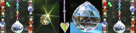 hanging crystals home sundrop gifts wonderful hanging swarovski