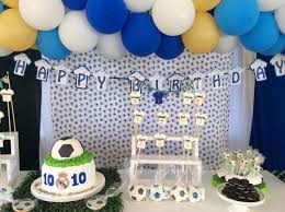 Soccer Theme Party Decorations Interior Design Cool Soccer Party Theme Decorations Home Design