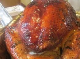 stuffed turkeys citrus stuffed smoked turkey on the grill recipe just a pinch