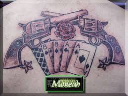 guns and roses tattos gun tattoos and designs page 3