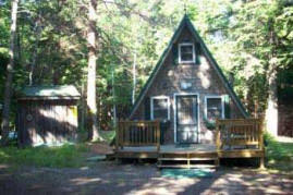 magoon realty camps cabins maine