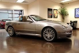 maserati spyder interior used 2006 maserati gransport stock p3845b ultra luxury car from