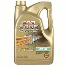 nissan versa quarts of oil castrol edge extended performance 5w 30 full synthetic motor oil
