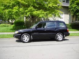 forester subaru 2002 2002 subaru forester in black awd auto sales