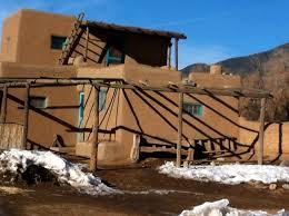 Adobe Pueblo Houses Holy Ghosts At The Taos Pueblo Dad U0027s American Beauty