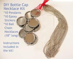 bottle cap necklaces ideas bottle cap craft ideas diy bottle cap craft necklace art ideas11