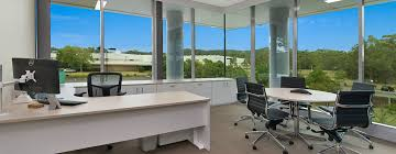 working commercial office fitouts central coast office