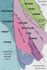 Map Of Western Washington North Cascades Wa Dnr