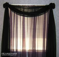 giy goth it yourself window treatments leave no evidence