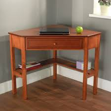 Solid Oak Corner Desk Desk Unpainted Furniture Store Near Me Real Wood Corner Desk