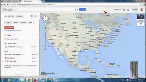 Florida Map Google by Points And Lines From Excel To Google Earth And Map Youtube