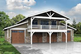 garage house plans craftsman house plans rv garage w living 20